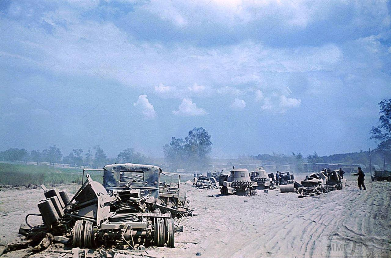 91536 - Лето 1941г,немецкие фото.