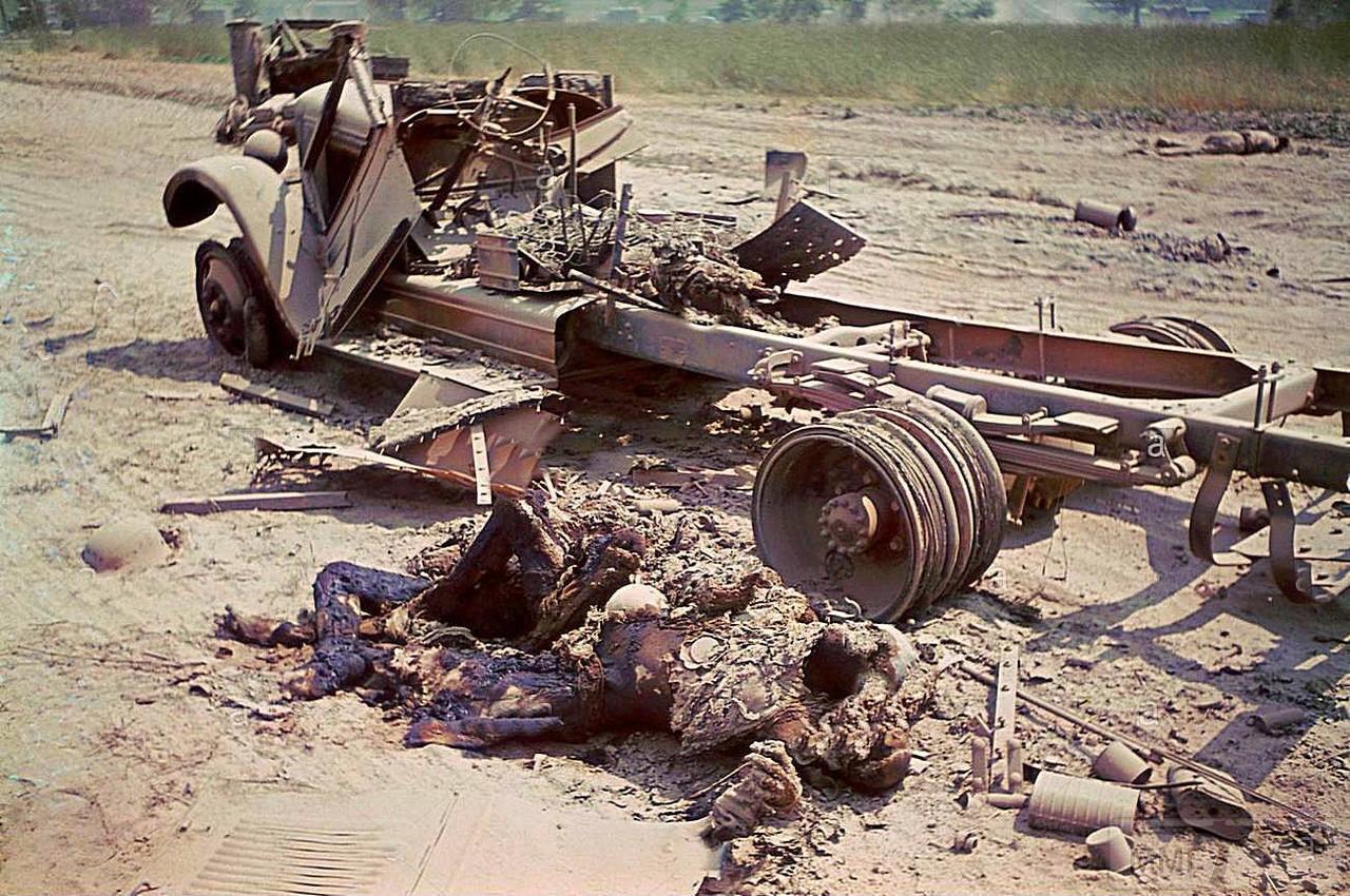 91539 - Лето 1941г,немецкие фото.