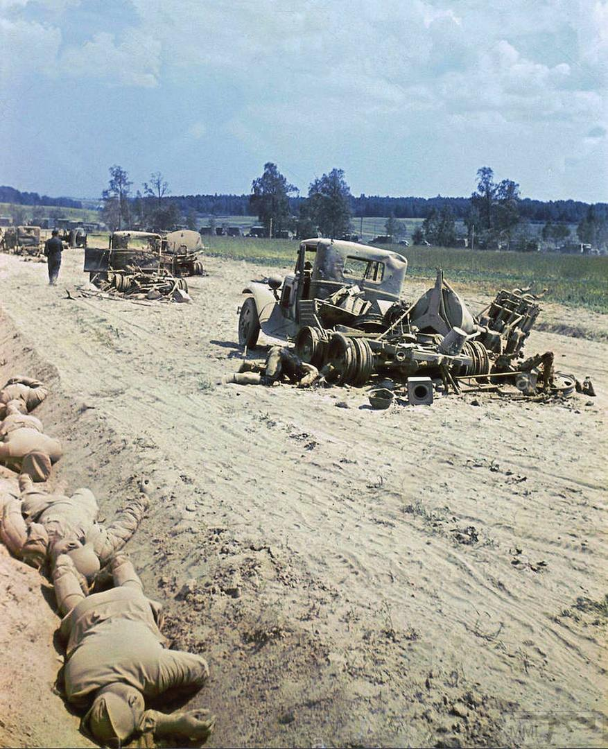 91547 - Лето 1941г,немецкие фото.