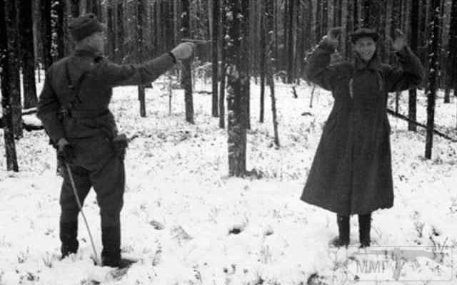 91564 - Военное фото 1941-1945 г.г. Восточный фронт.