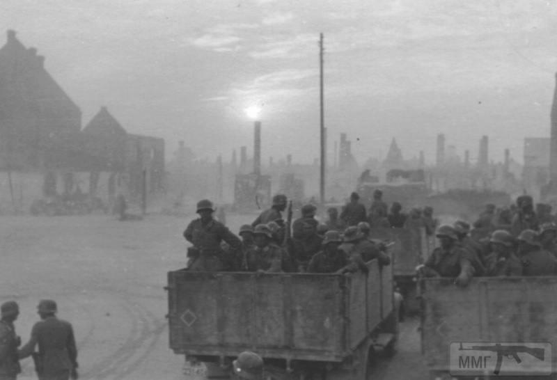 91581 - Раздел Польши и Польская кампания 1939 г.