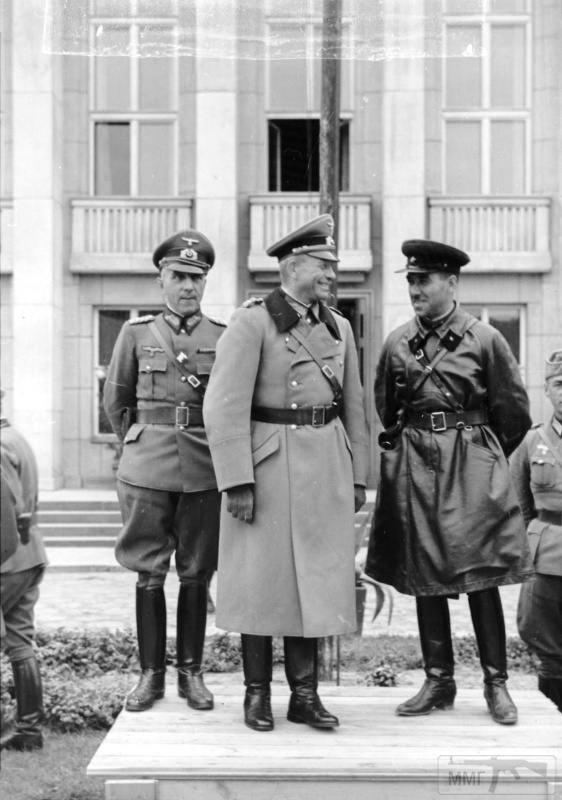 91582 - Раздел Польши и Польская кампания 1939 г.