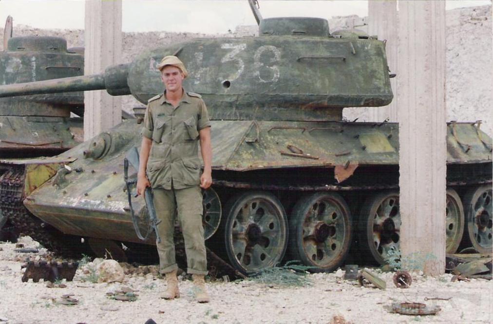 9160 - Послевоенное использование советской бронетехники WW2