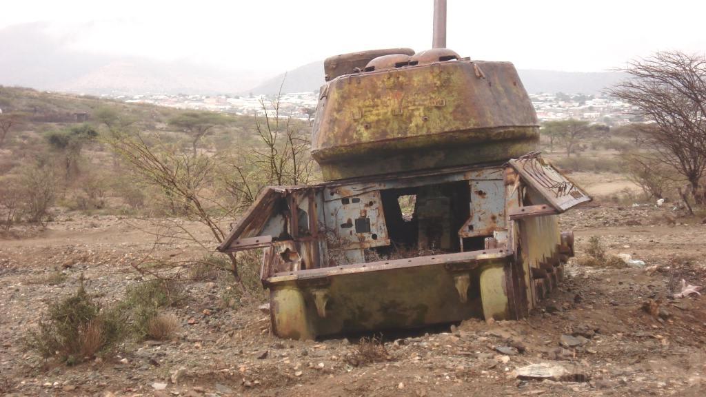 9161 - Послевоенное использование советской бронетехники WW2