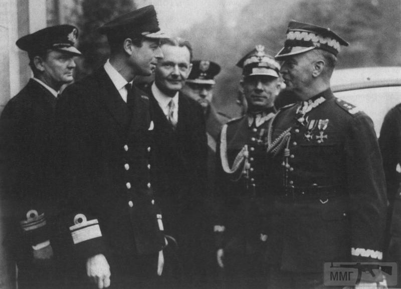 91636 - Раздел Польши и Польская кампания 1939 г.