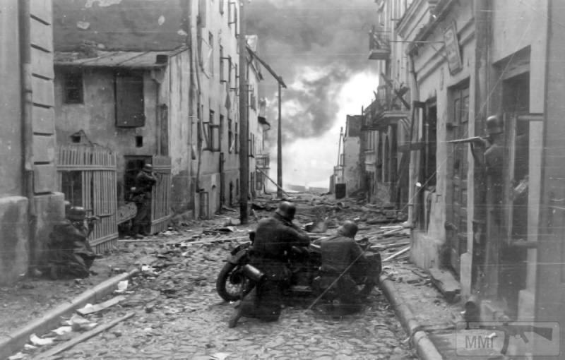91637 - Раздел Польши и Польская кампания 1939 г.
