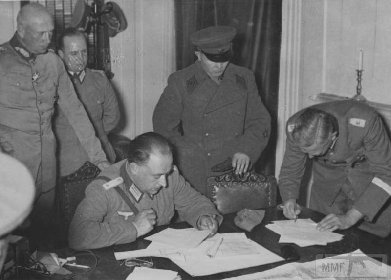 91825 - Раздел Польши и Польская кампания 1939 г.