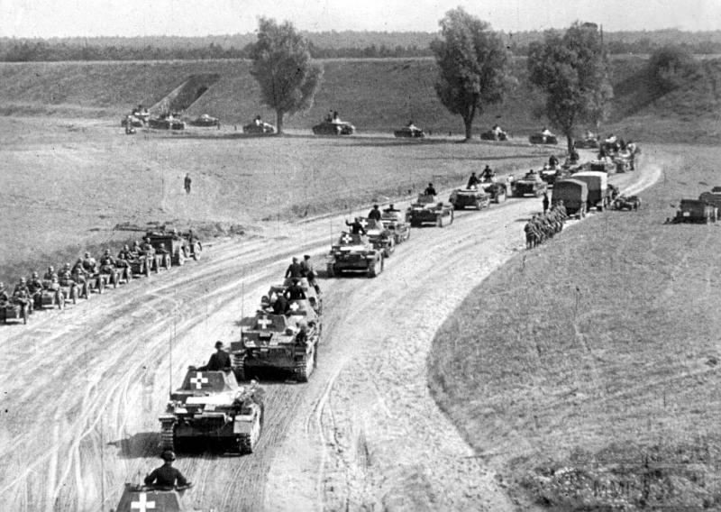 91828 - Раздел Польши и Польская кампания 1939 г.