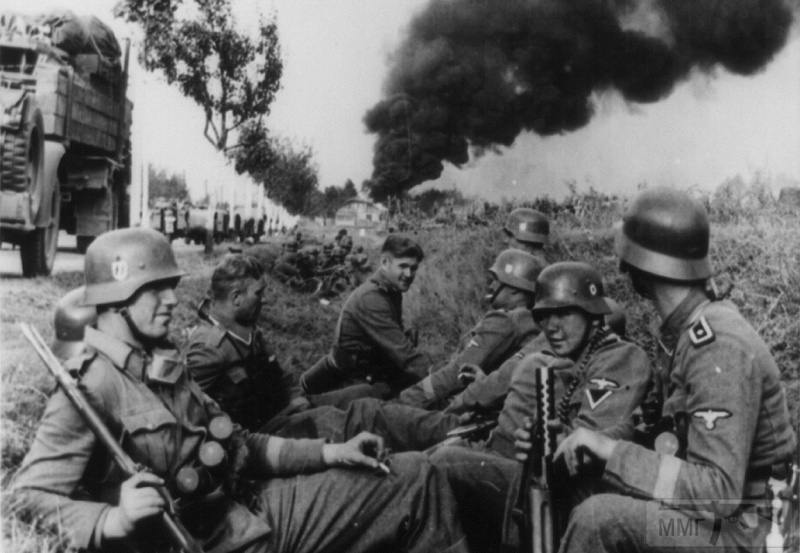 91831 - Раздел Польши и Польская кампания 1939 г.