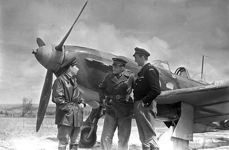 """91952 - Авиационный полк """"Нормандия-Неман"""""""