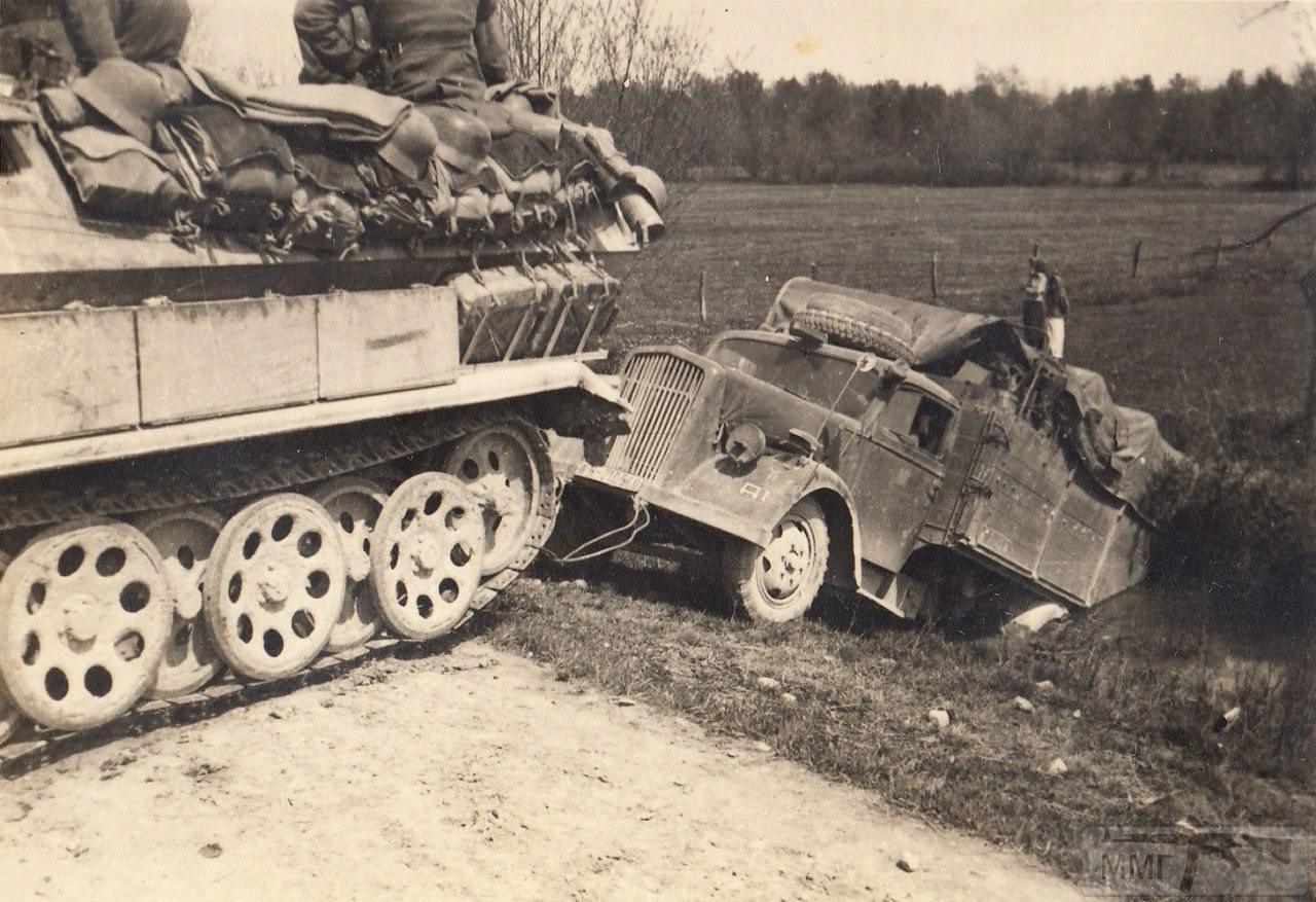 91986 - Грузовые и спец.автомобили Третьего рейха
