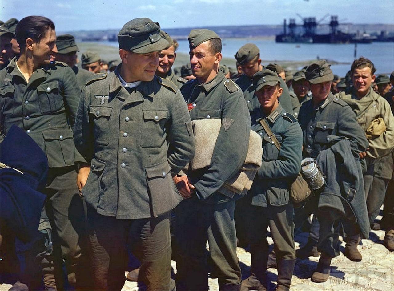 91990 - Военное фото 1939-1945 г.г. Западный фронт и Африка.