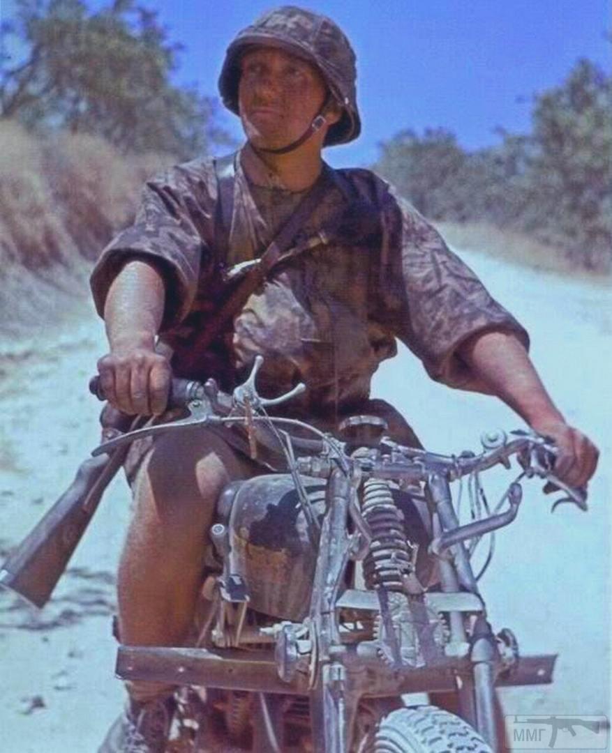 91992 - Армейские мотоциклы