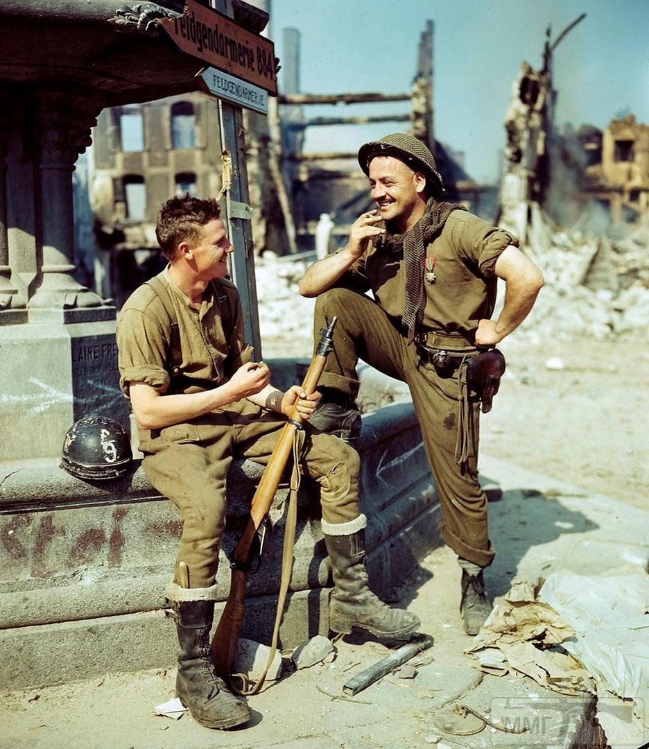 91993 - Военное фото 1939-1945 г.г. Западный фронт и Африка.
