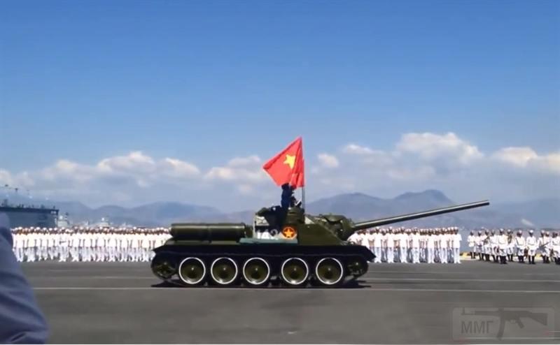9206 - Послевоенное использование советской бронетехники WW2
