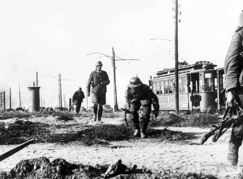 92458 - Раздел Польши и Польская кампания 1939 г.