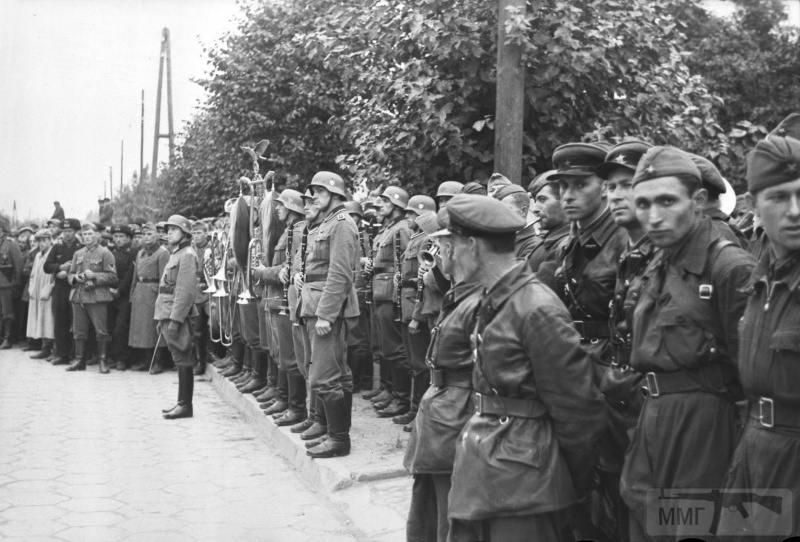 92460 - Раздел Польши и Польская кампания 1939 г.