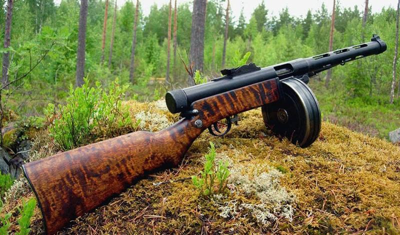 9257 - Суоми: финский автомат, который изменил историю