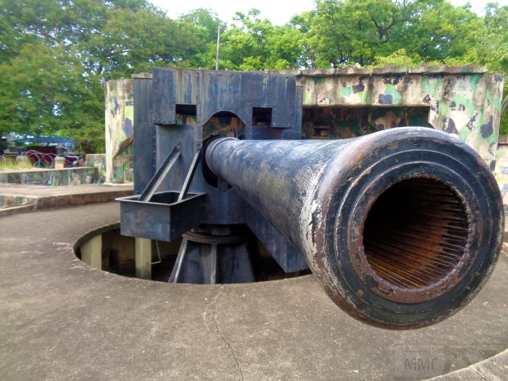 9259 - Корабельные пушки-монстры в музеях и во дворах...