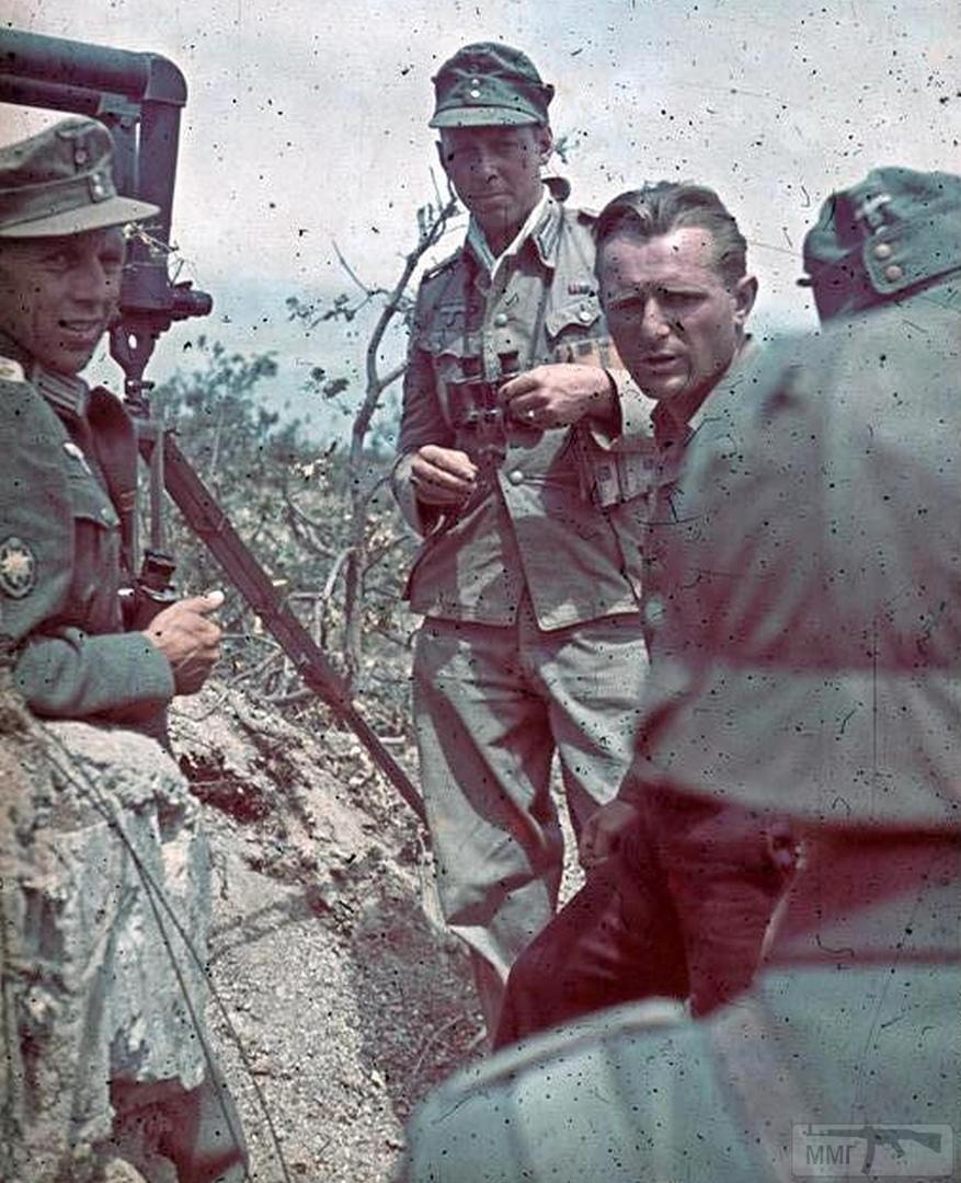 92599 - Военное фото 1941-1945 г.г. Восточный фронт.