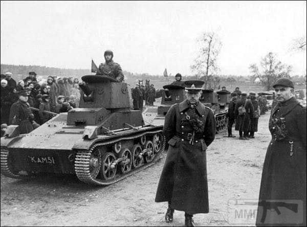 92612 - Раздел Польши и Польская кампания 1939 г.