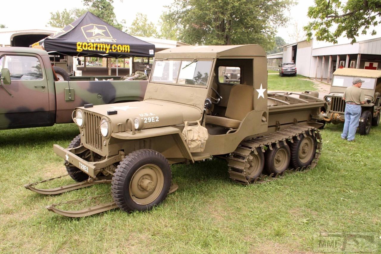 92620 - «Willys МВ» как один из символов войны.
