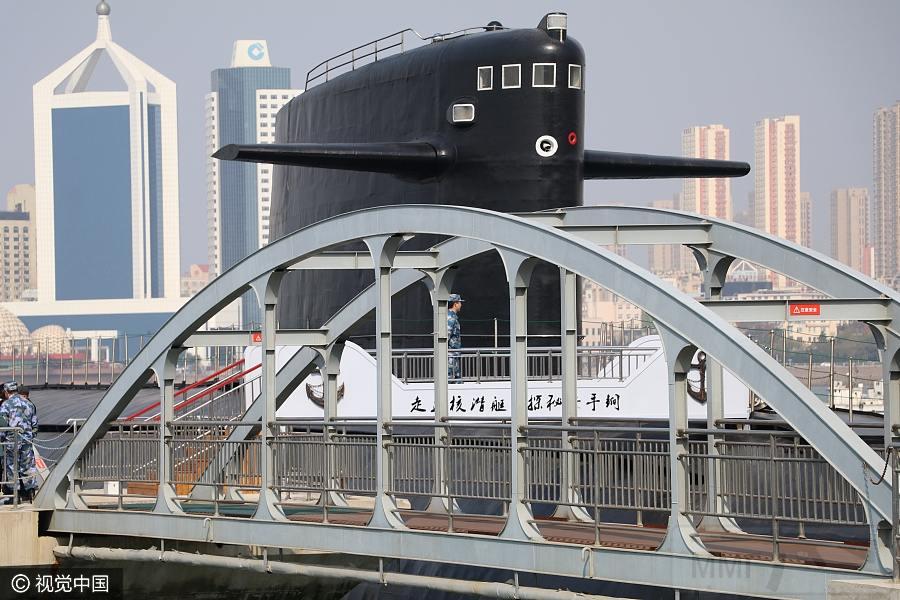 9264 - Атомные субмарины.