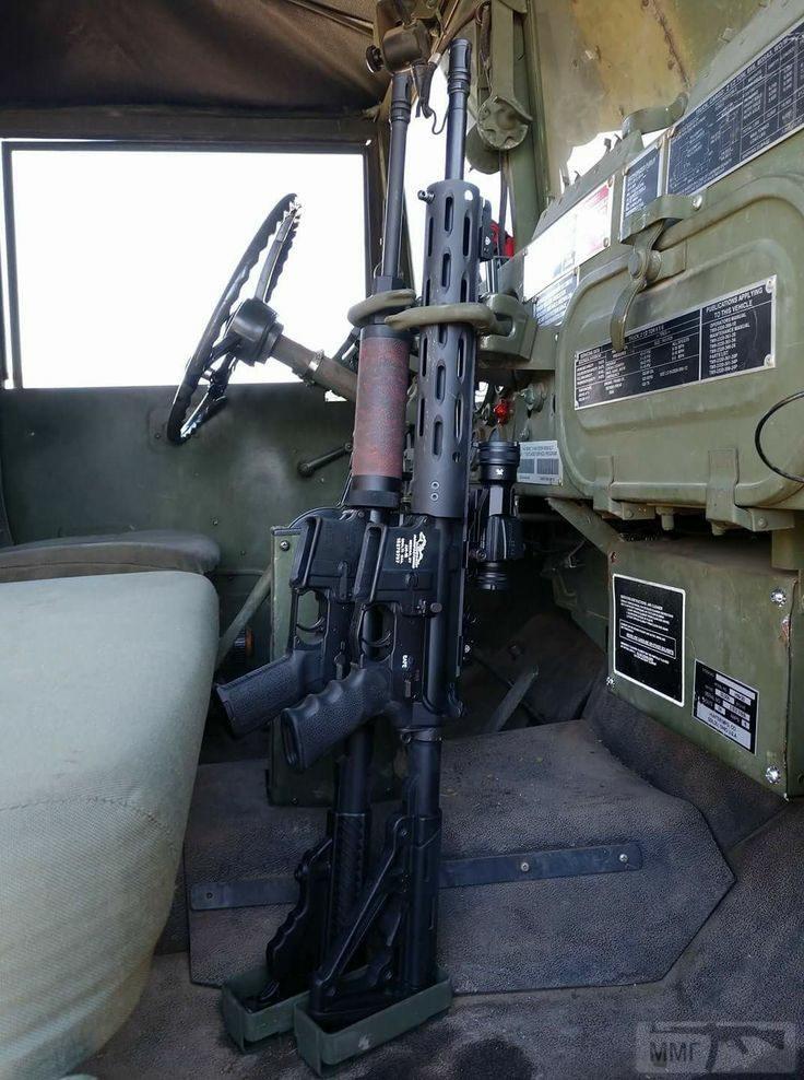 92654 - Фототема Стрелковое оружие