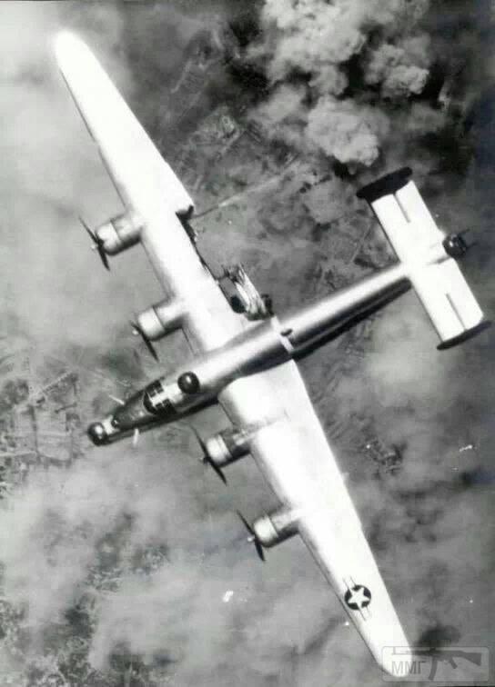 92681 - Стратегические бомбардировки Германии и Японии
