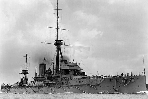 927 - Броненосцы, дредноуты, линкоры и крейсера Британии