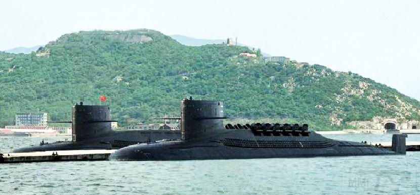 9272 - Атомные субмарины.