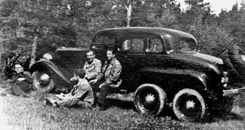 9275 - Автопром СССР