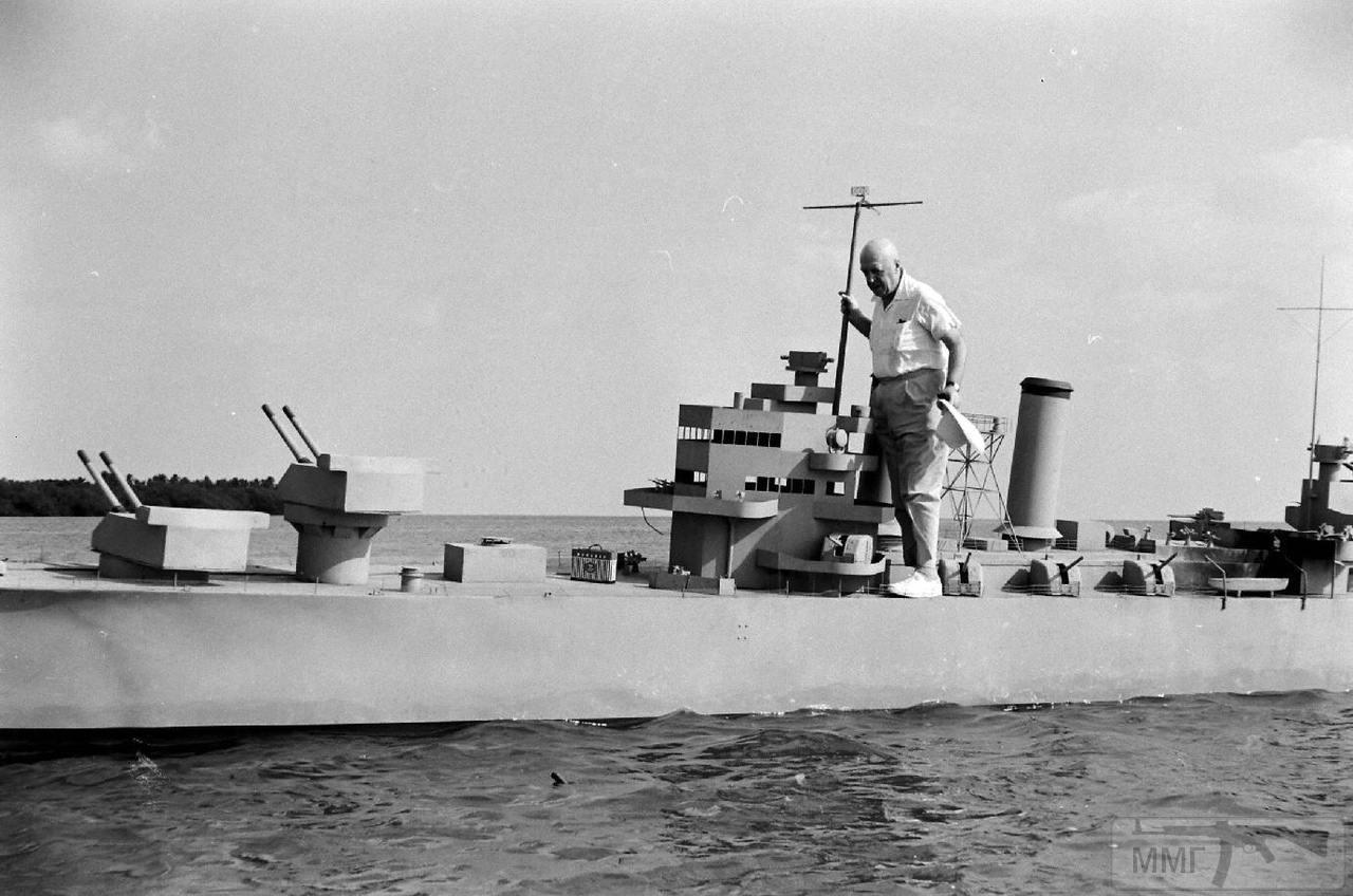 92833 - Модели кораблей для кино