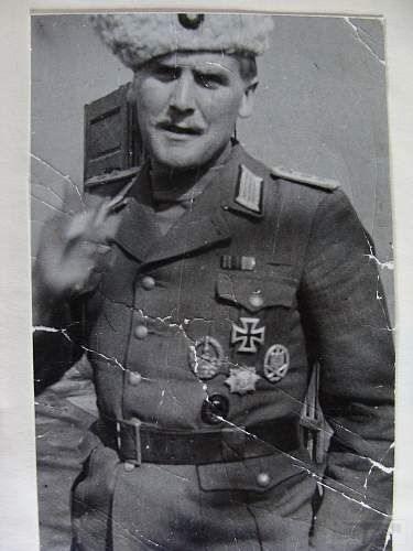 9296 - Локотская республика - русский коллаборационизм WW2