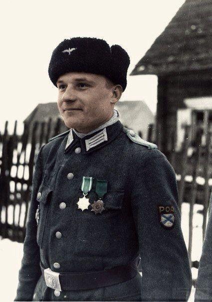 9297 - Локотская республика - русский коллаборационизм WW2