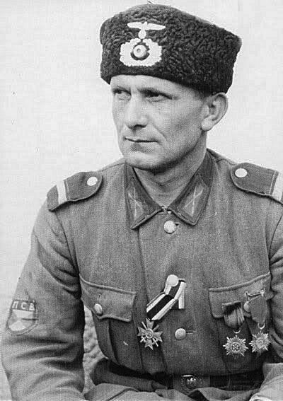 9298 - Локотская республика - русский коллаборационизм WW2