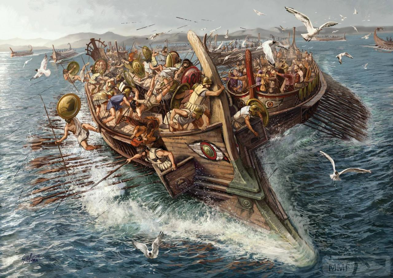 92999 - Сказ об злобном пирате Поликрате