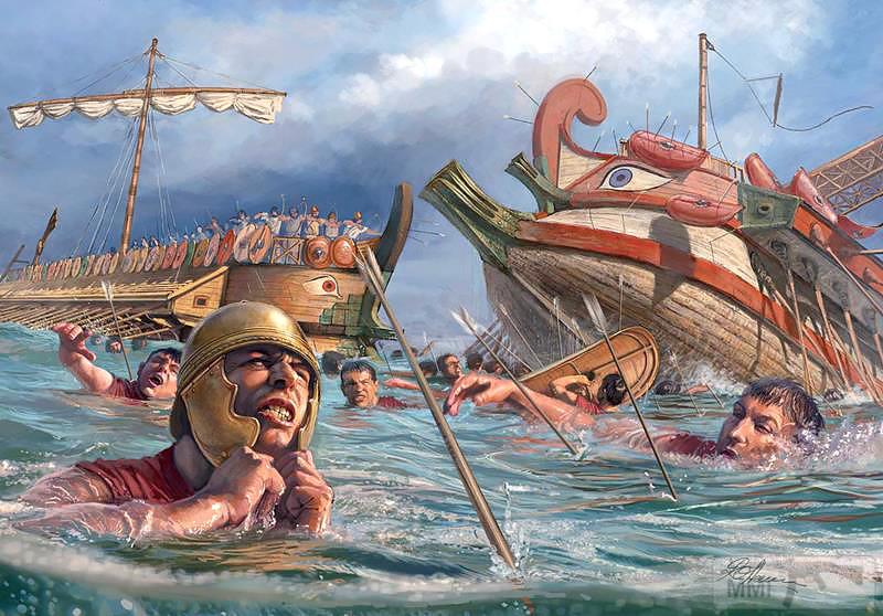 93001 - Сказ об злобном пирате Поликрате