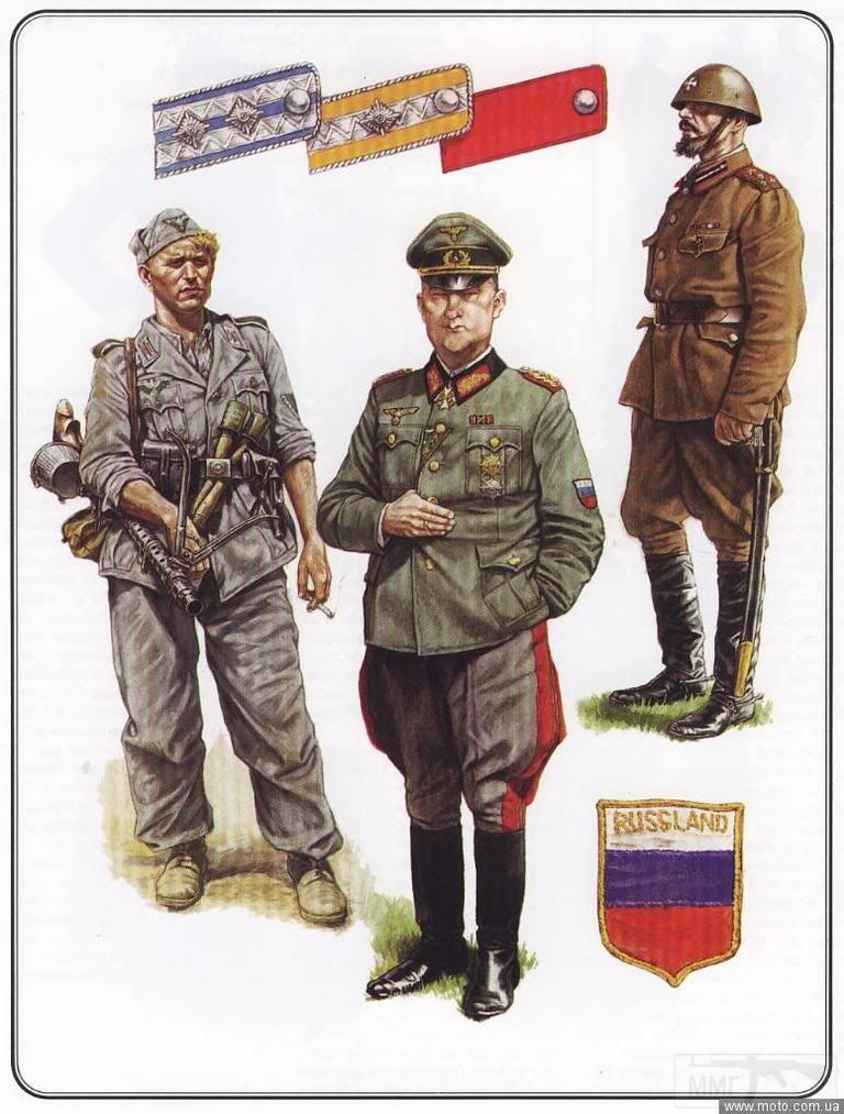 9306 - Локотская республика - русский коллаборационизм WW2