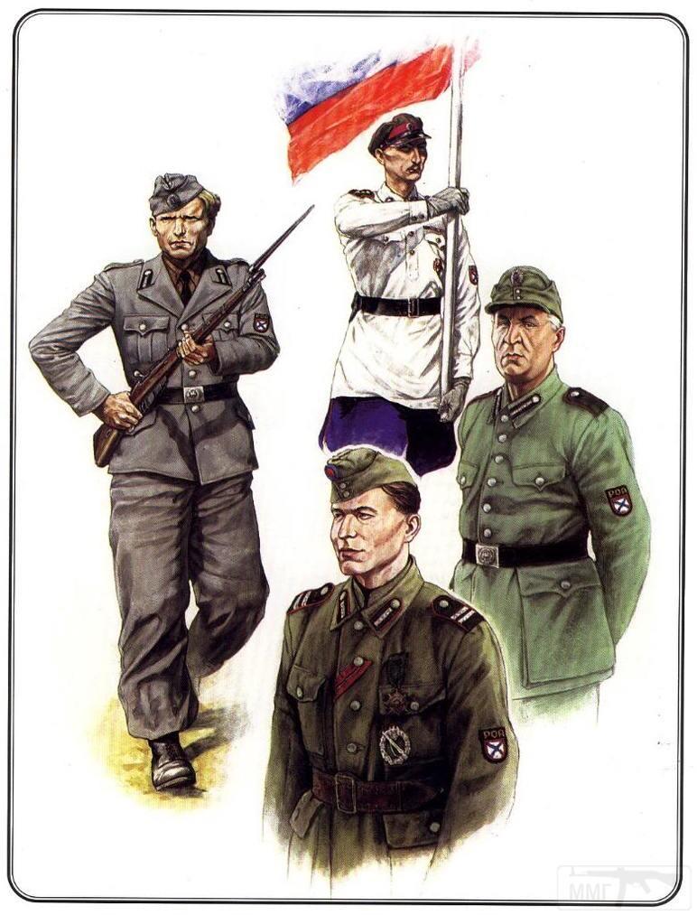 9307 - Локотская республика - русский коллаборационизм WW2