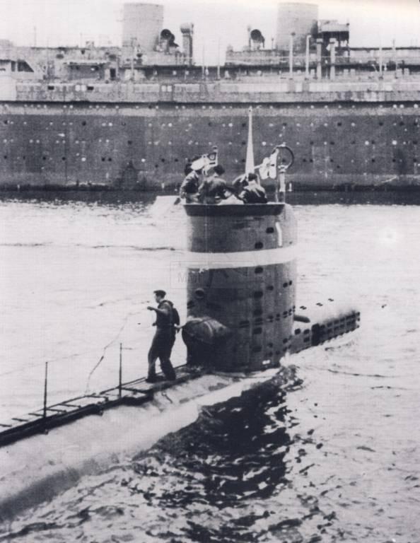 931 - Волчьи Стаи - Германские подводные лодки двух мировых войн