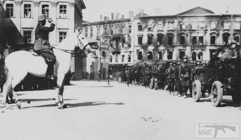 93118 - Раздел Польши и Польская кампания 1939 г.
