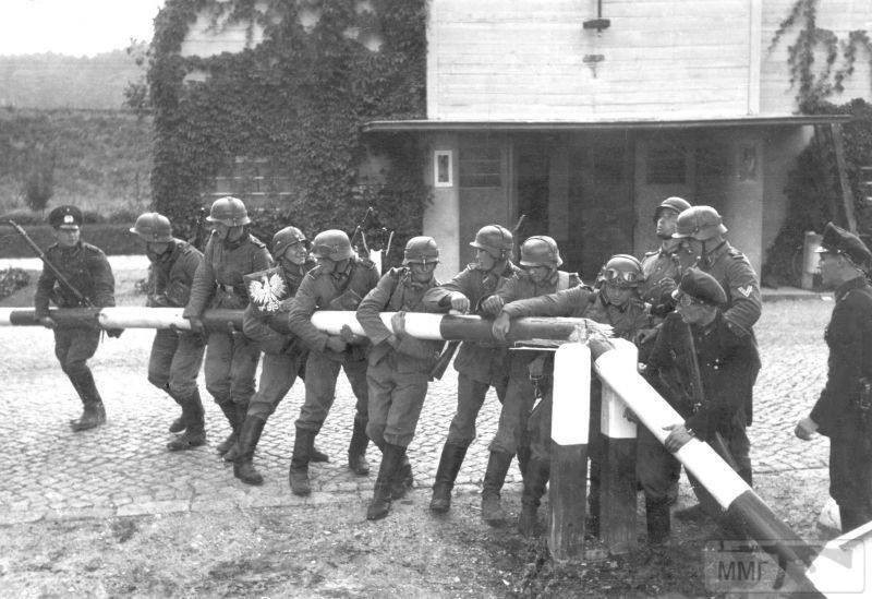 93242 - Раздел Польши и Польская кампания 1939 г.