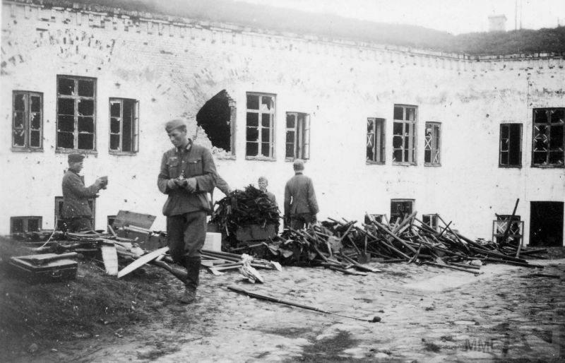 93243 - Раздел Польши и Польская кампания 1939 г.