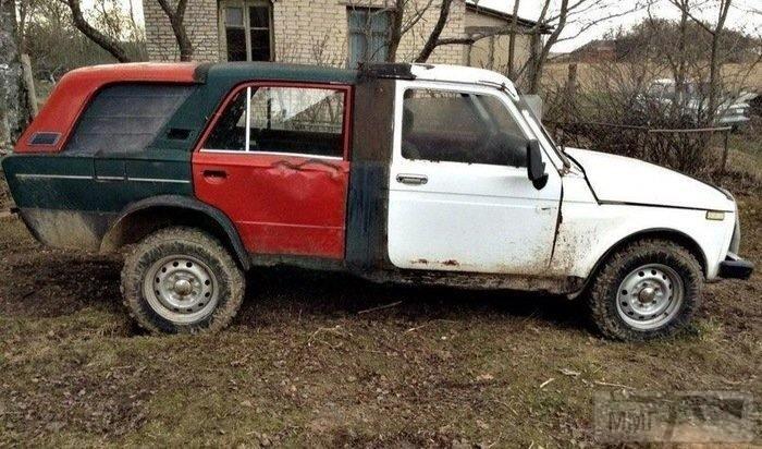 93384 - Колхозный тюнинг - суровый и беспощадный!