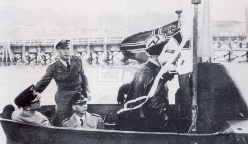 934 - Волчьи Стаи - Германские подводные лодки двух мировых войн