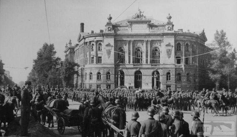 93456 - Раздел Польши и Польская кампания 1939 г.
