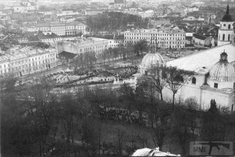 93458 - Раздел Польши и Польская кампания 1939 г.