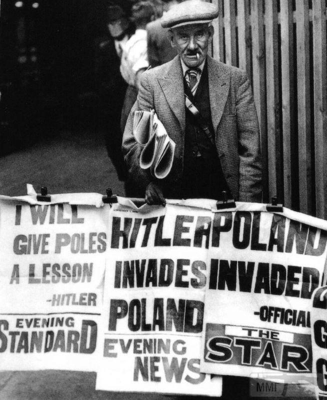 93460 - Раздел Польши и Польская кампания 1939 г.