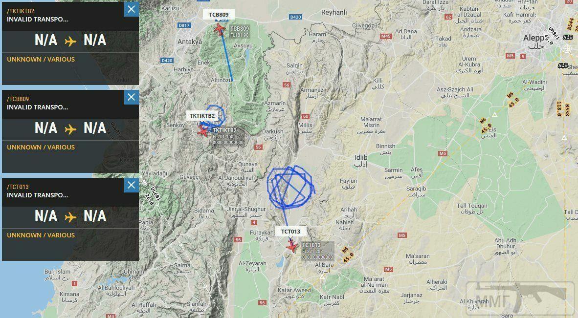 93499 - Сирия и события вокруг нее...